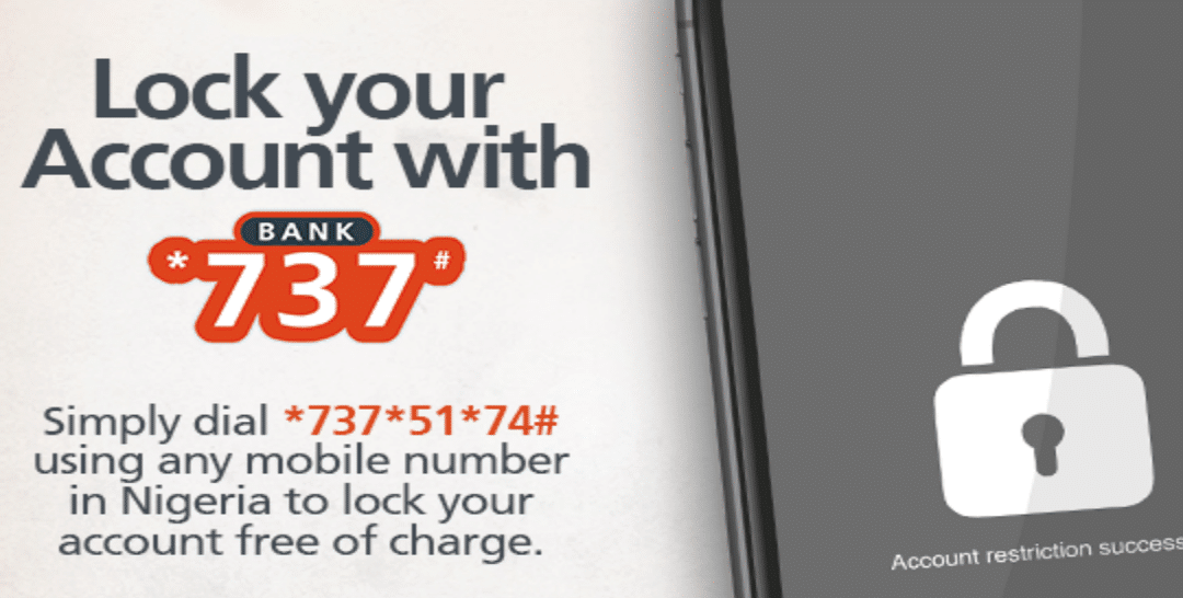 How to lock your GTB account with 737